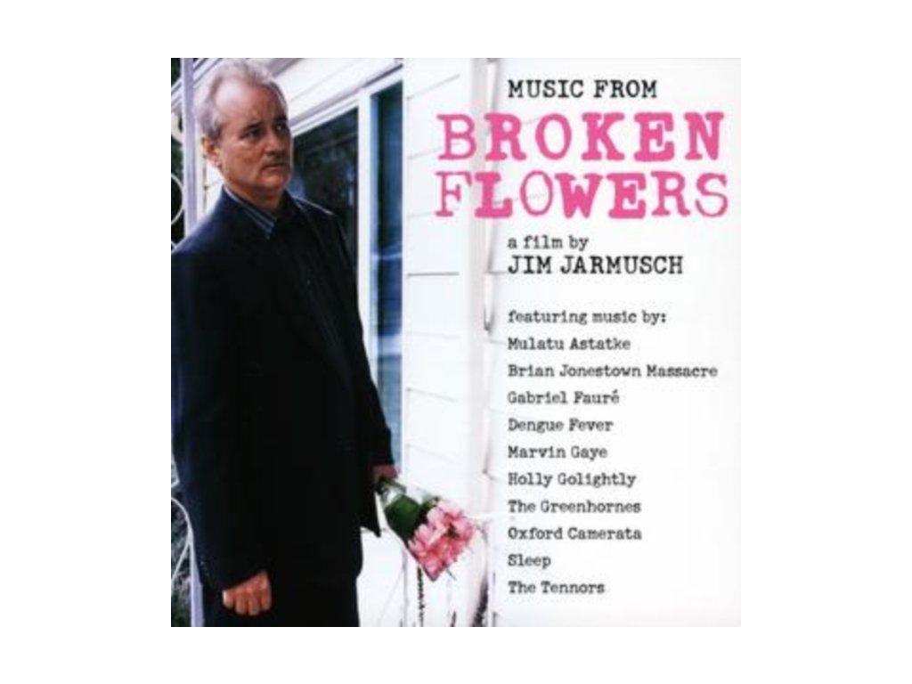 ORIGINAL SOUNDTRACK - Broken Flowers (CD)