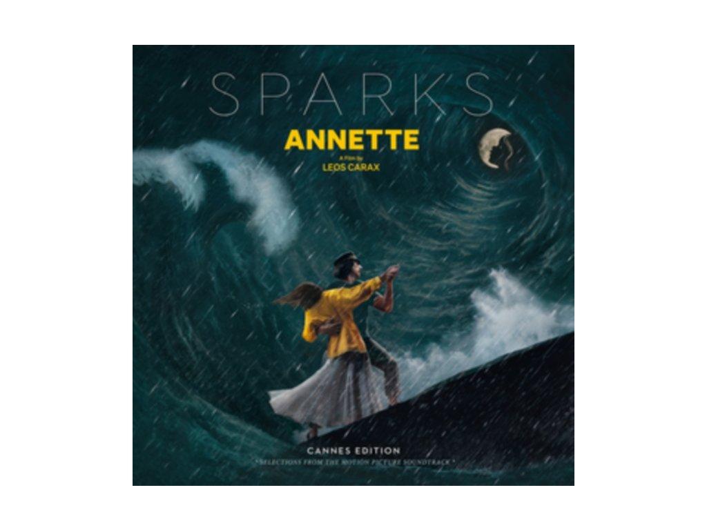 SPARKS - Annette - Original Soundtrack (CD)