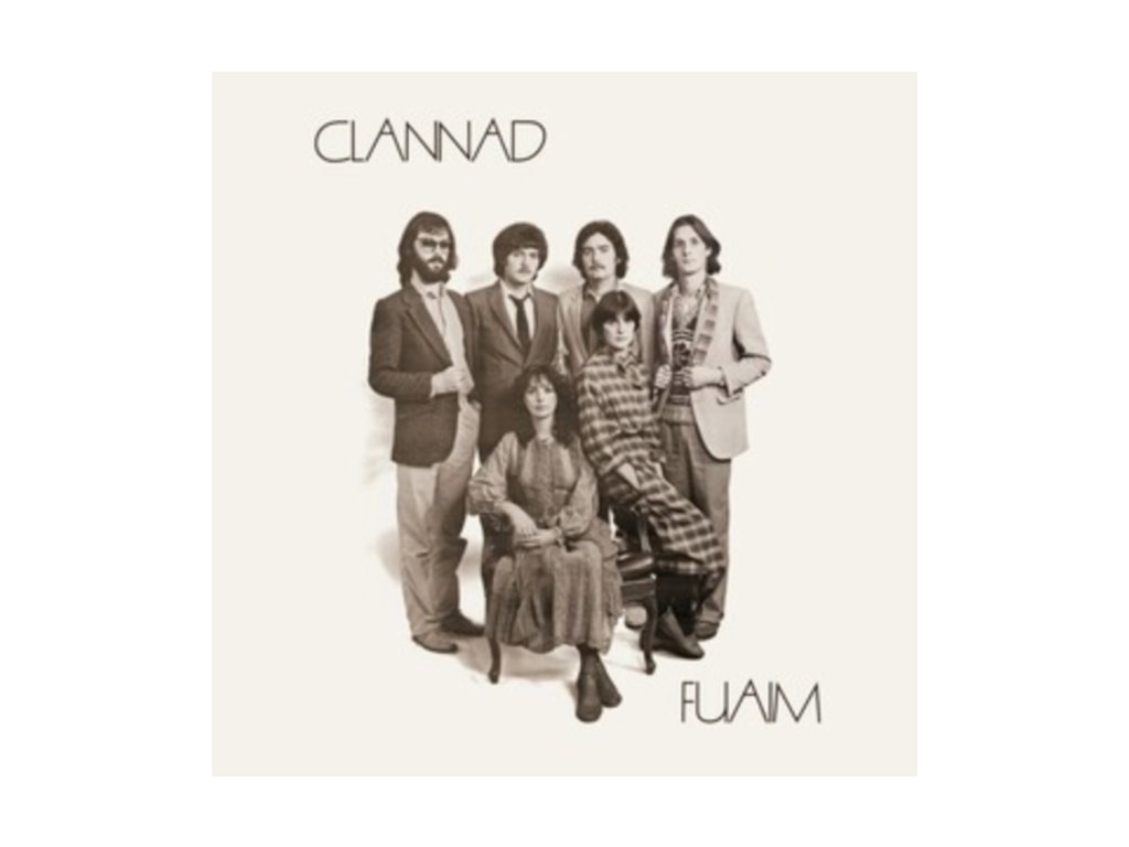 CLANNAD - Fuaim (Coloured Vinyl) (LP)