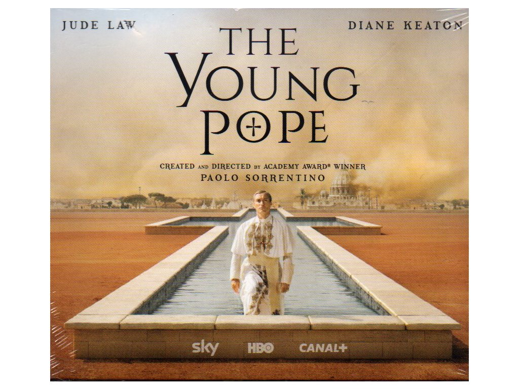 the young pope soundtrack cd