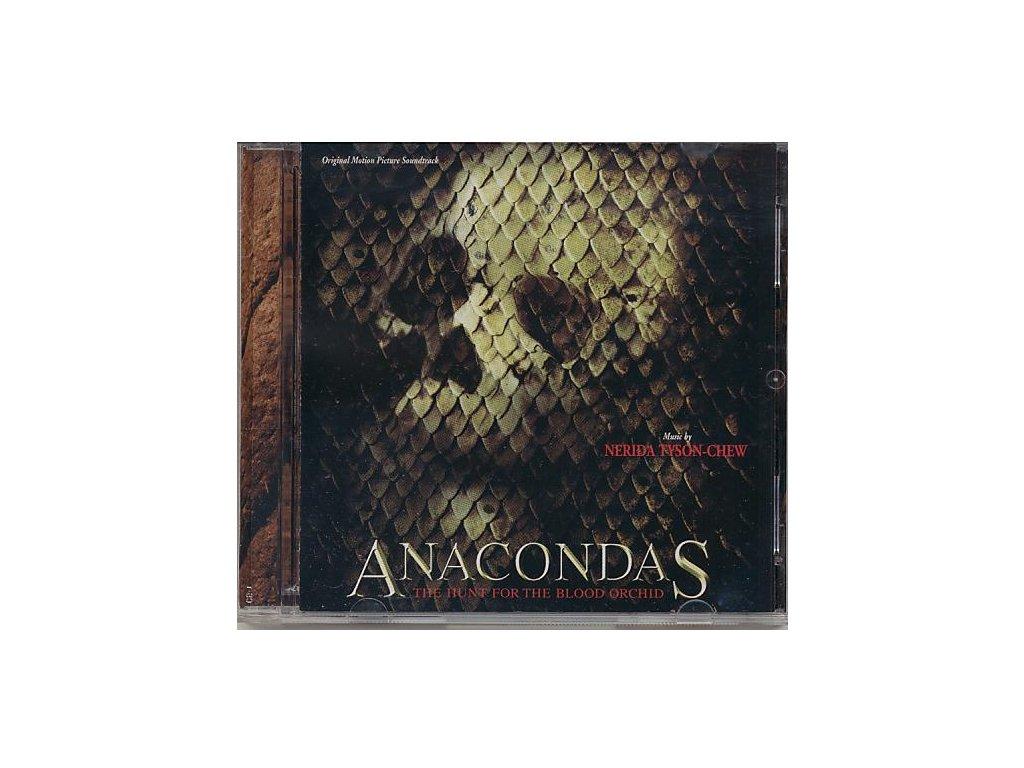 Anakonda: Honba za krvavou orchidejí (soundtrack) Anacondas: The Hunt for the Blood Orchid