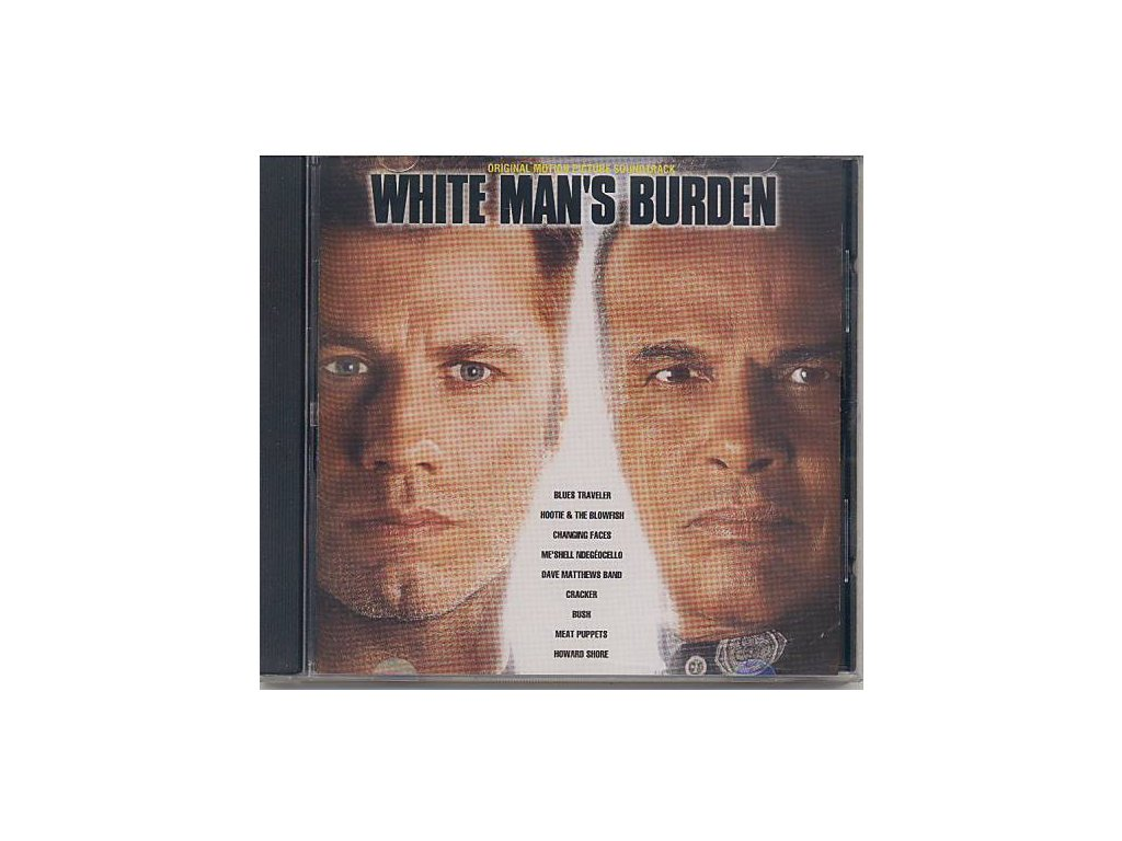 Černá klec (soundtrack) White Mans Burden