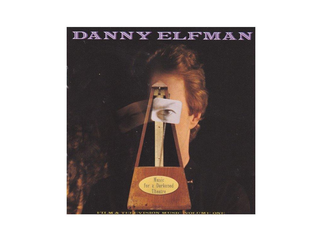 danny elfman music for a darkened theatre vol. 1 cd