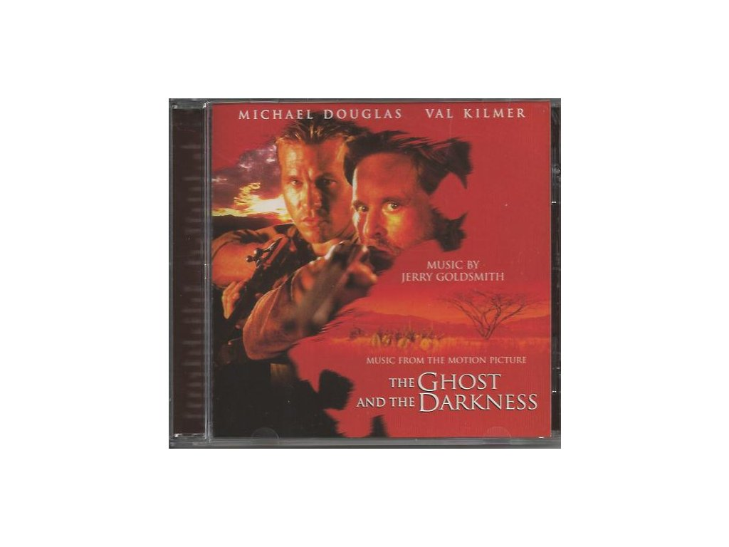 Lovci lvů (soundtrack) The Ghost and the Darkness