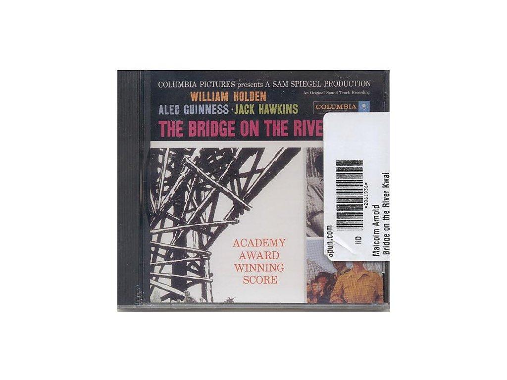 Most přes řeku Kwai (soundtrack) The Bridge on the River Kwai