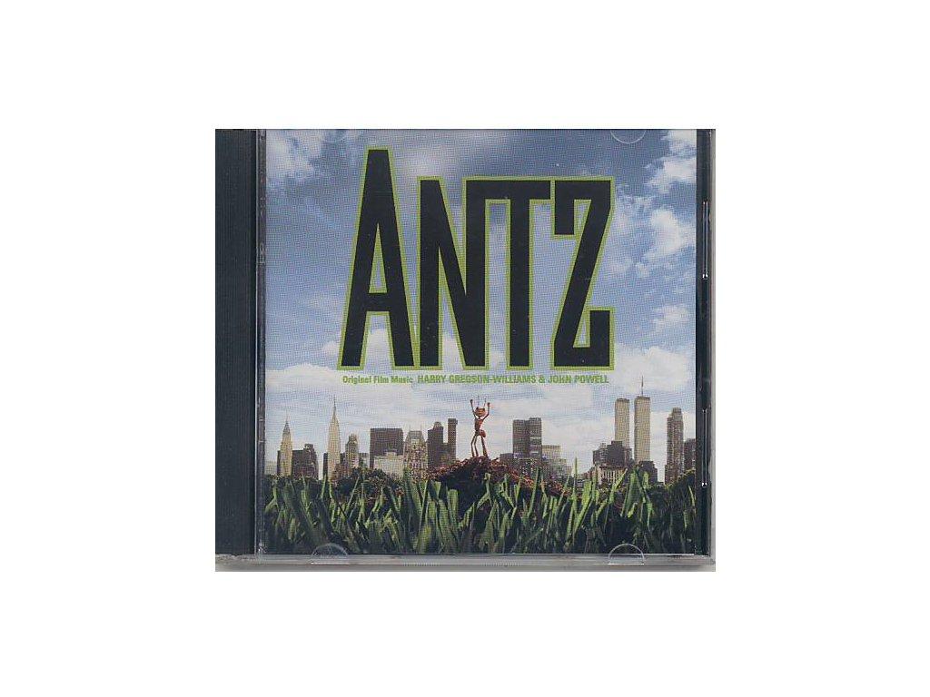 Mravenec Z (soundtrack) Antz