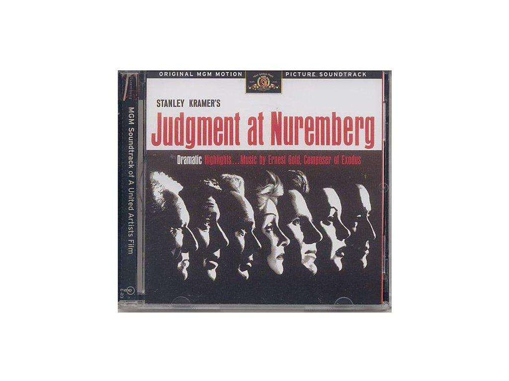 Norimberský proces (soundtrack) Judgment at Nuremberg