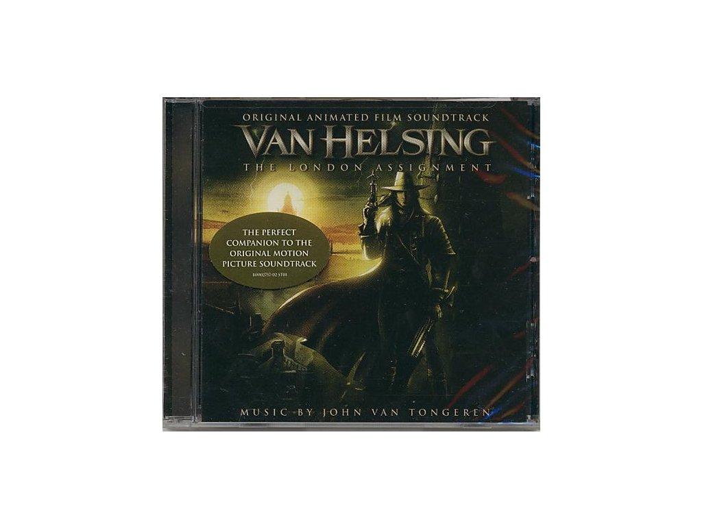 Van Helsing: Londýnská mise (soundtrack) Van Helsing: The London Assignment