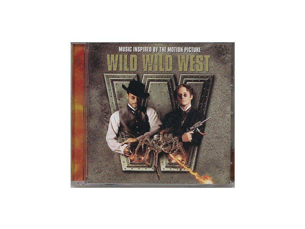 Wild Wild West soundtrack