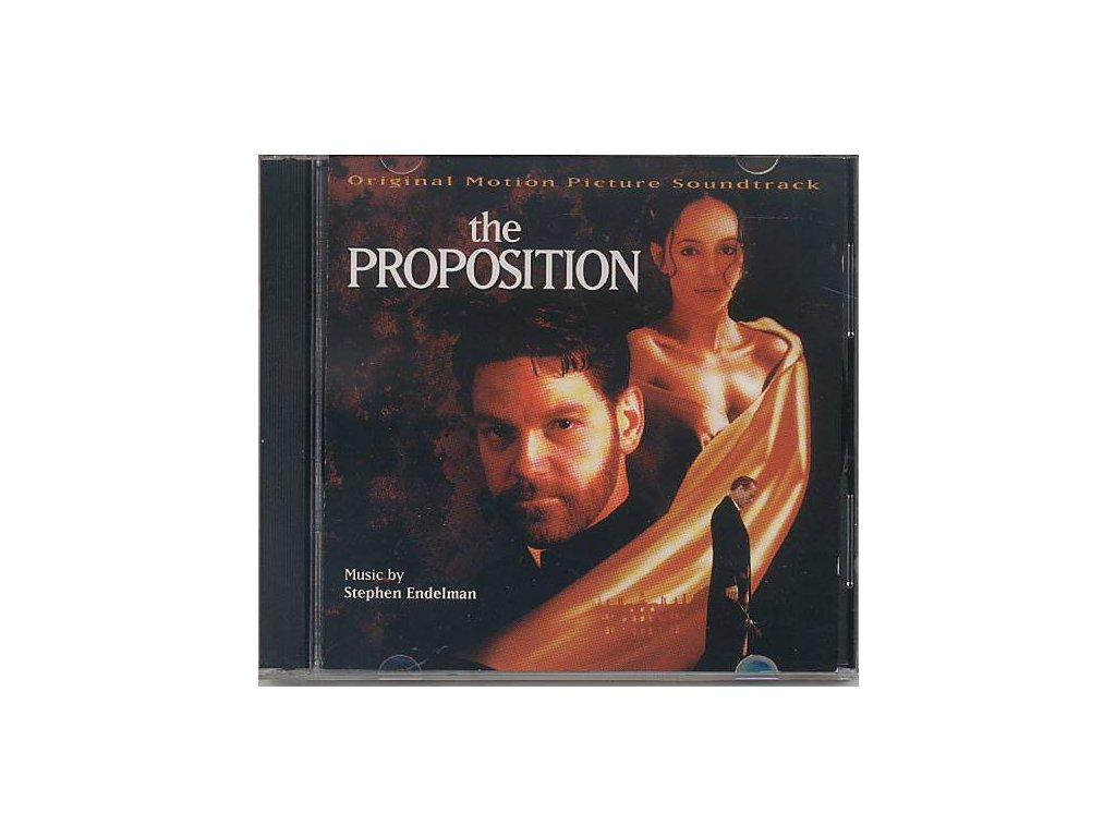 Zakázaná touha (soundtrack) The Proposition