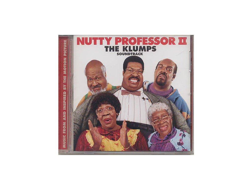 Zamilovaný profesor 2: Klumpovi (soundtrack) Nutty Professor 2: The Klumps