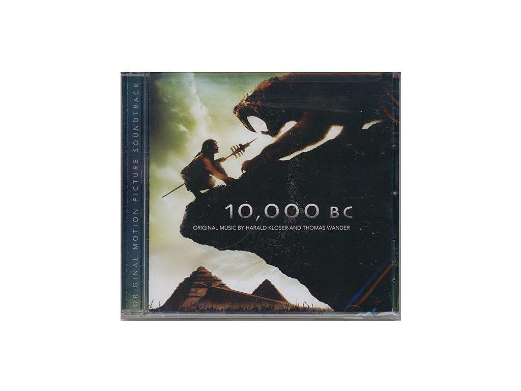 10 000 př.n.l. (soundtrack - CD) 10 000 B.C.