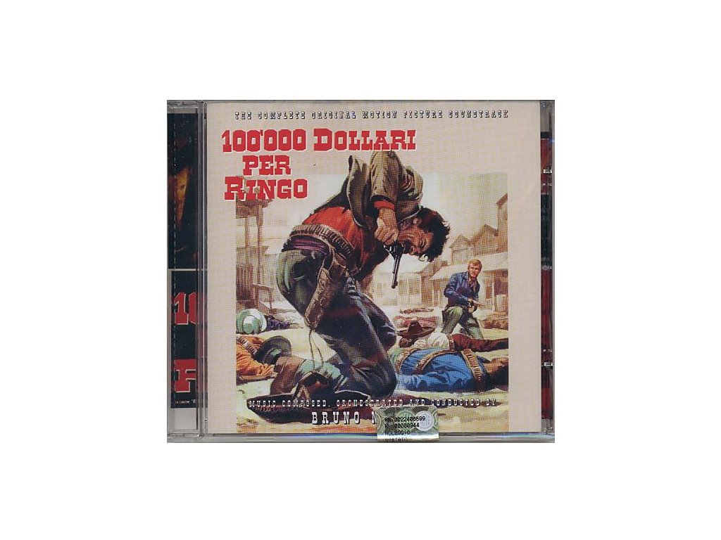 100.000 Dollari Per Ringo (soundtrack - CD)