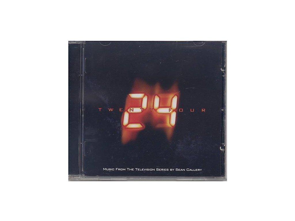 24 hodin (soundtrack - CD) 24