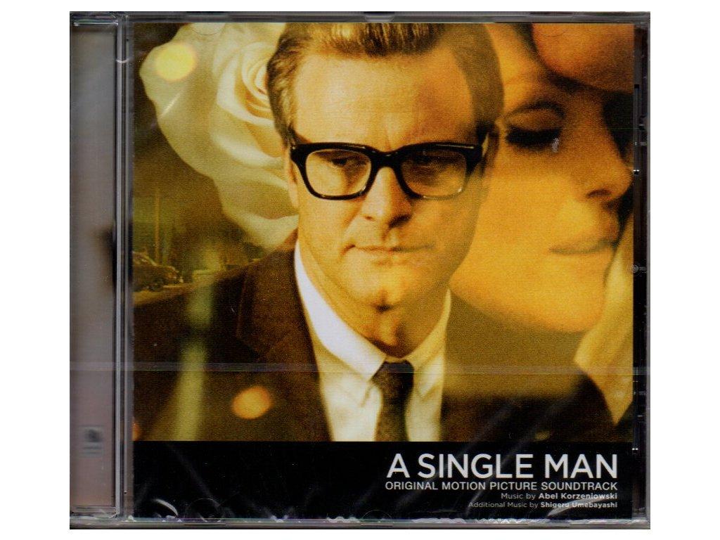 a single man soundtrack cd abel korzeniowski