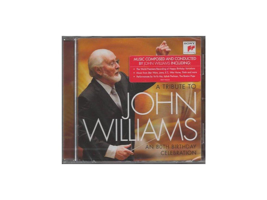 A Tribute to John Williams: An 80th Birthday Celebration (CD)