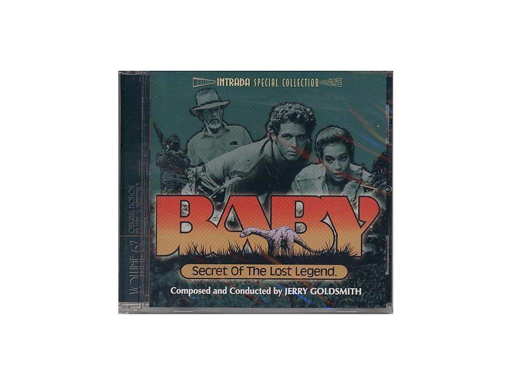 Africká legenda (soundtrack - CD) Baby: Secret of the Lost Legend