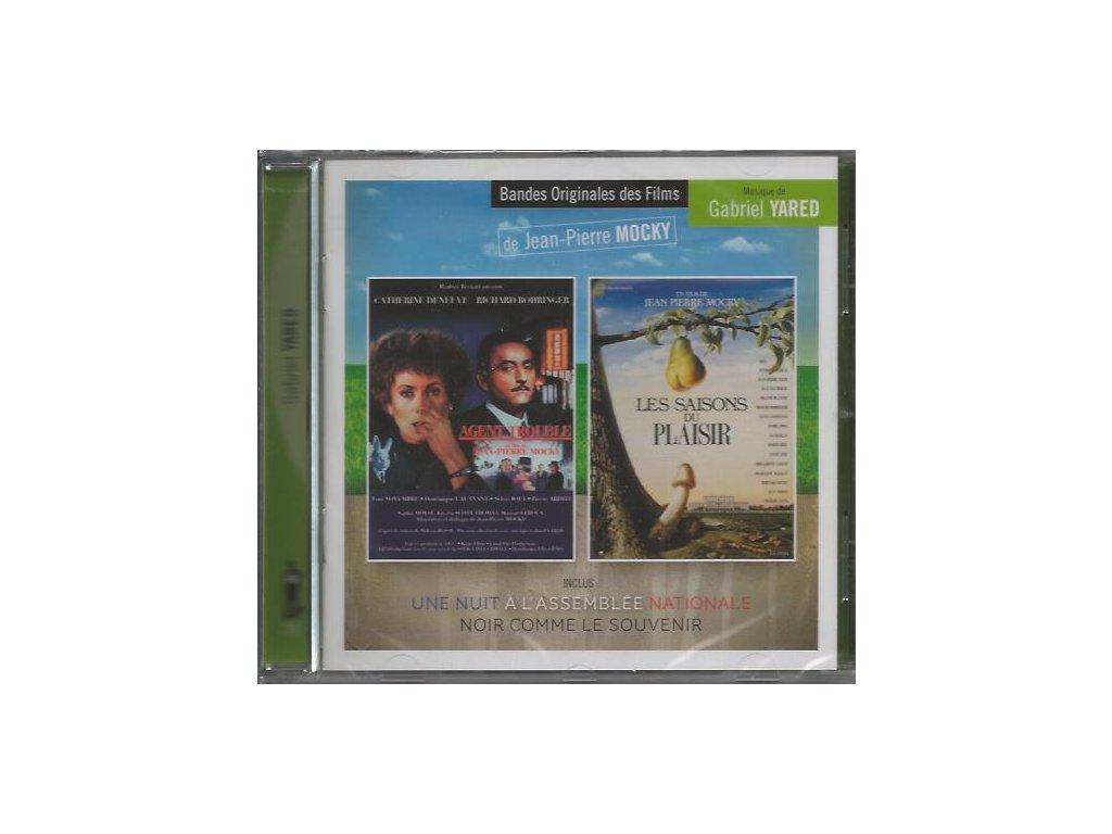 Agent Trouble / Les Saisons du Plaisir (soundtrack - CD)