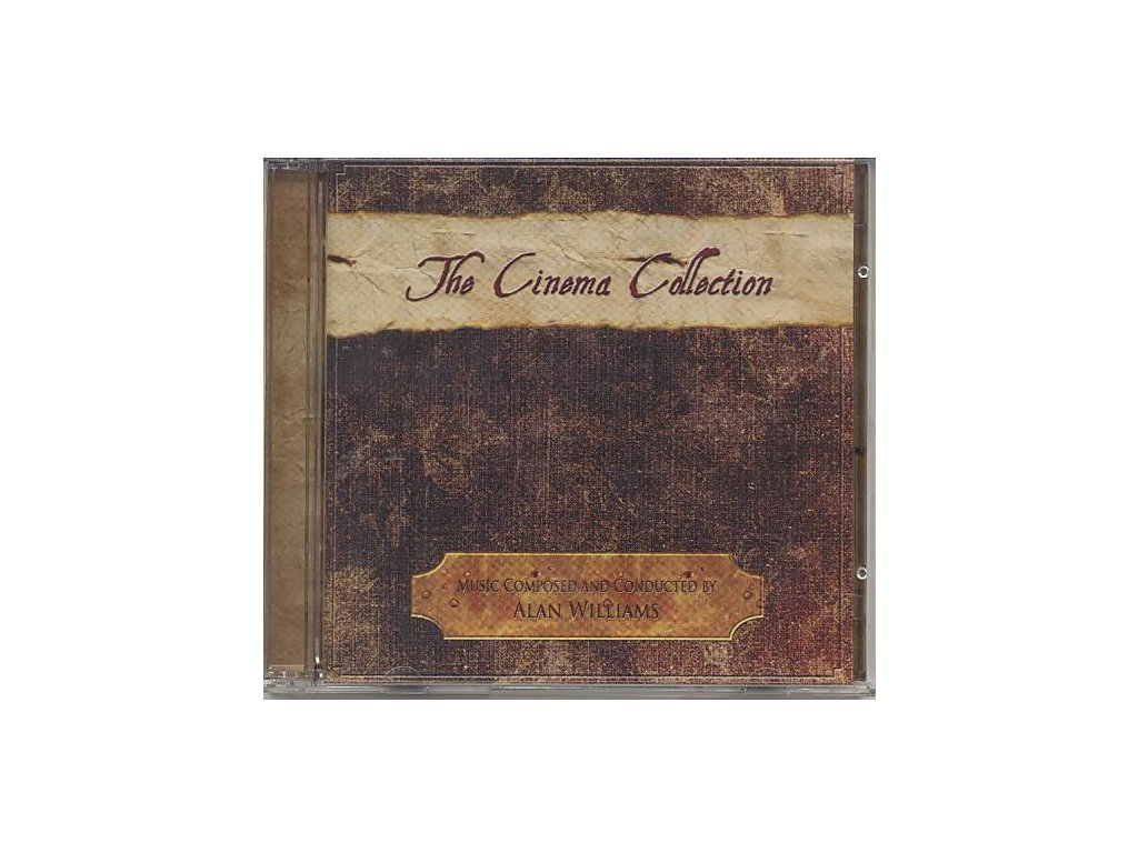 Alan Williams: The Cinema Collection (2 CD)
