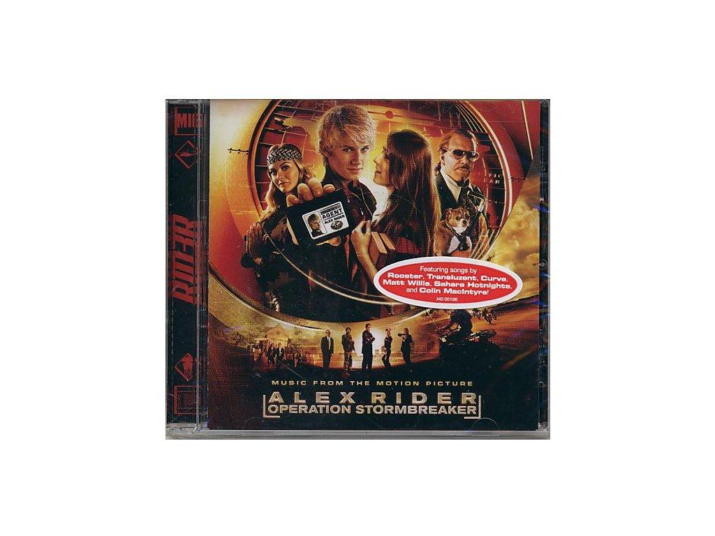 Alex Rider: Operation Stormbreaker (soundtrack - CD)