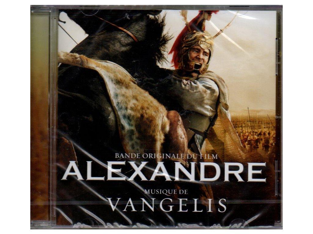 alexandre soundtrack cd vangelis