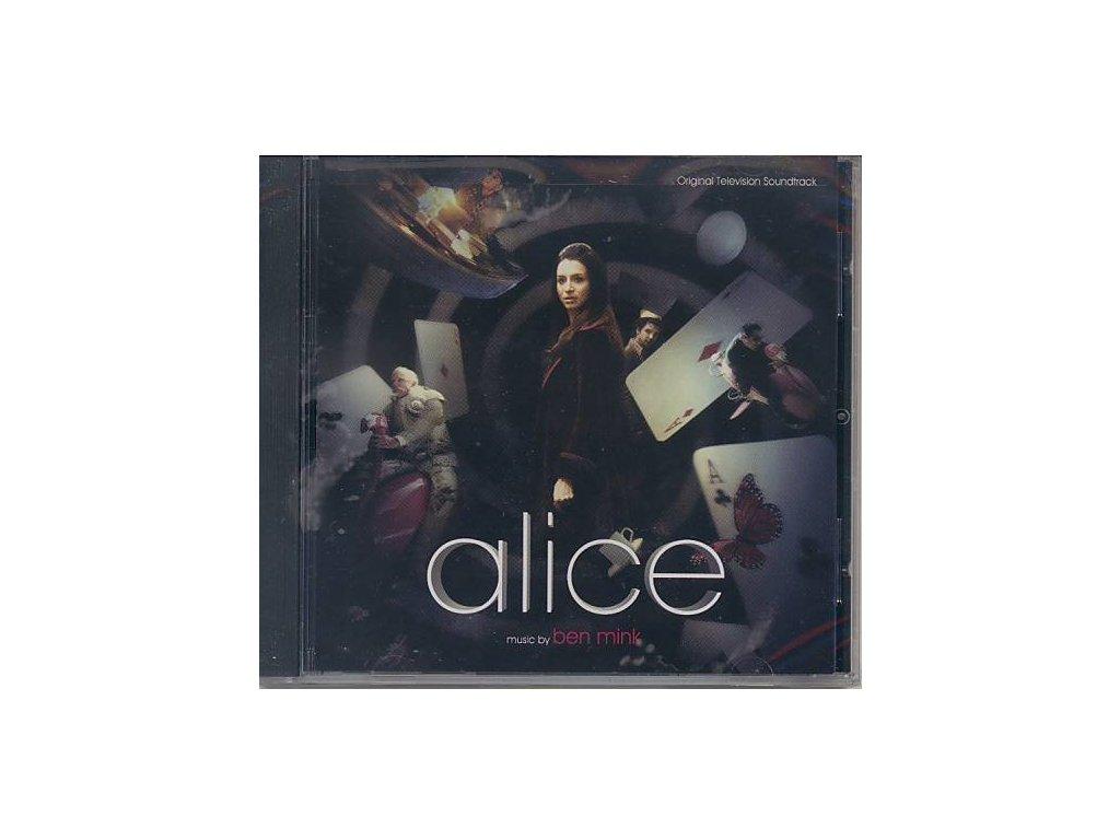 Alice (soundtrack - CD)
