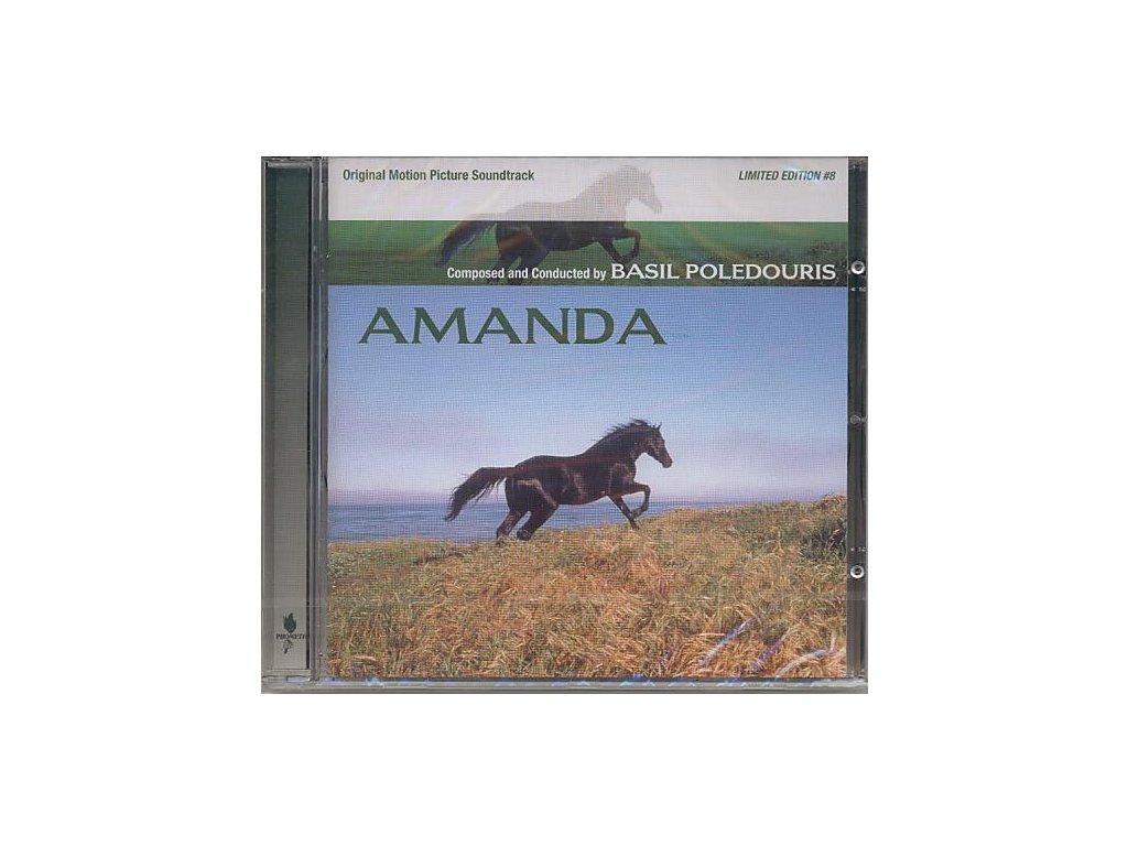 Amanda (soundtrack - CD)