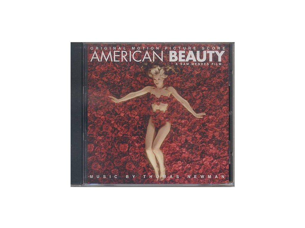 Americká krása (score - CD) American Beauty