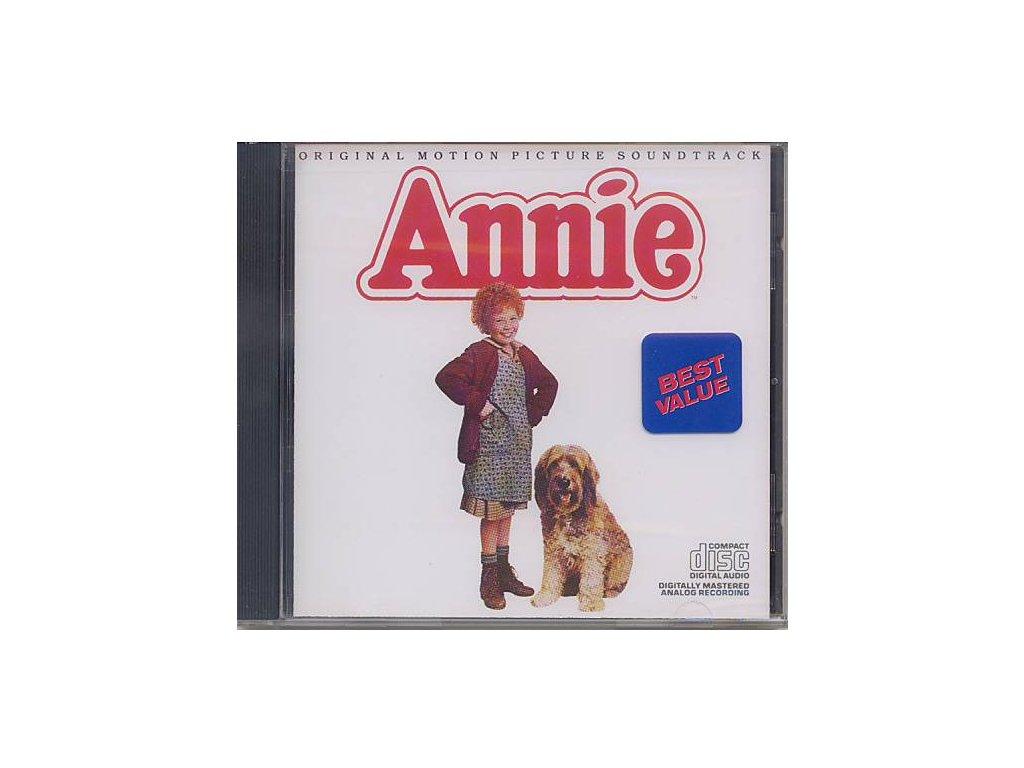 Annie (soundtrack - CD)