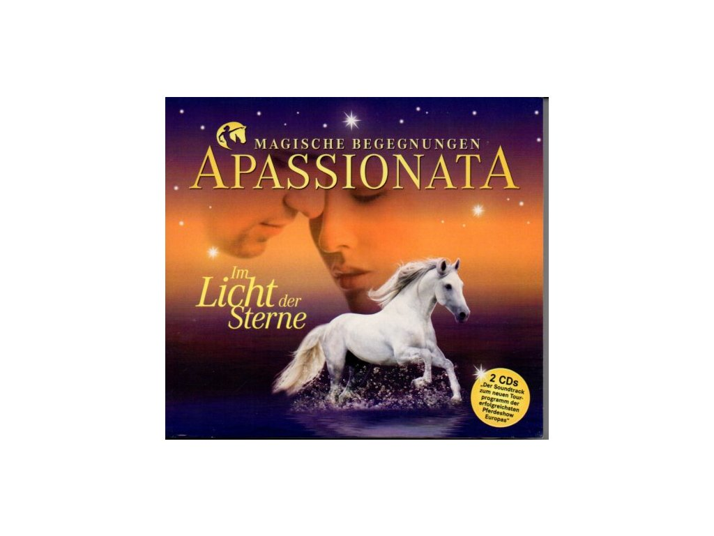 Apassionata: Im Licht der Sterne (soundtrack - CD)