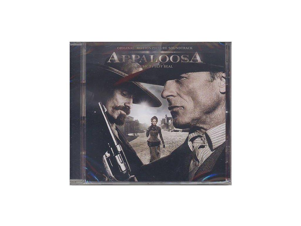 Appaloosa (soundtrack - CD)
