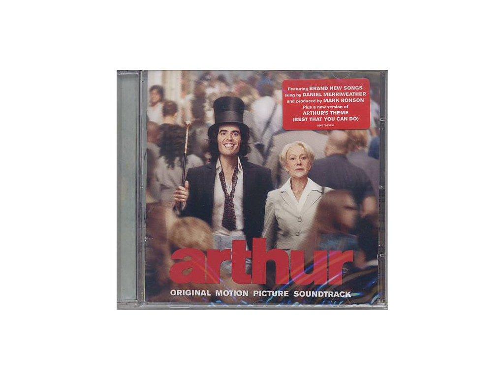 Arthur (soundtrack - CD)