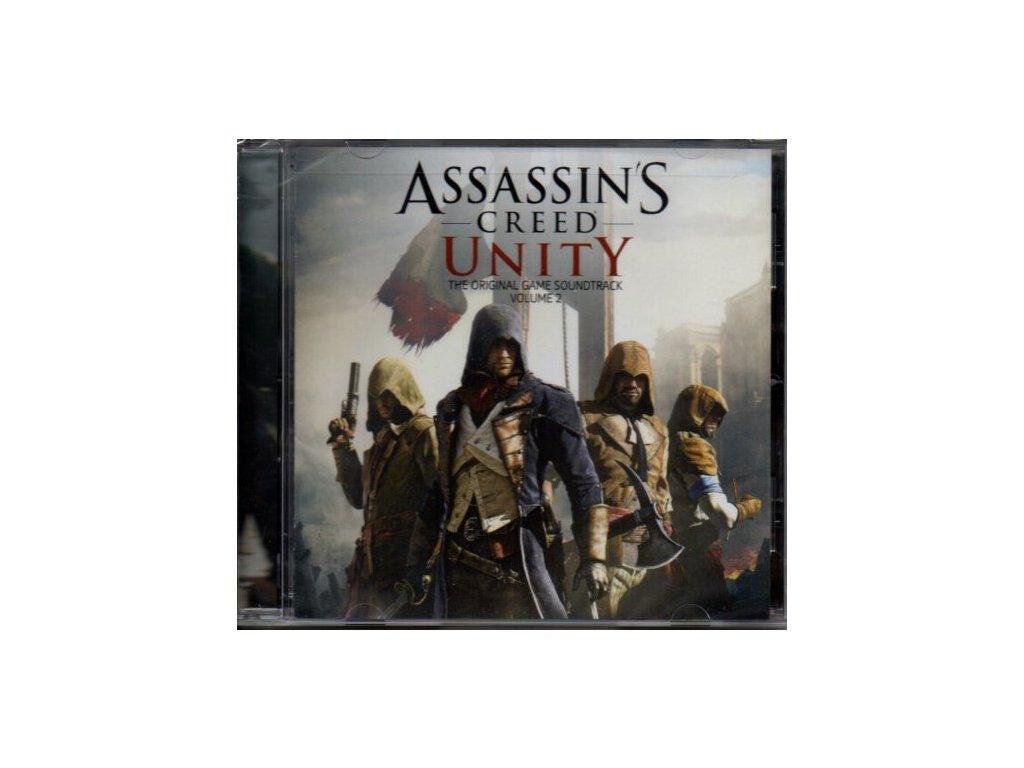 Assassins Creed Unity vol. 2 (soundtrack - CD)