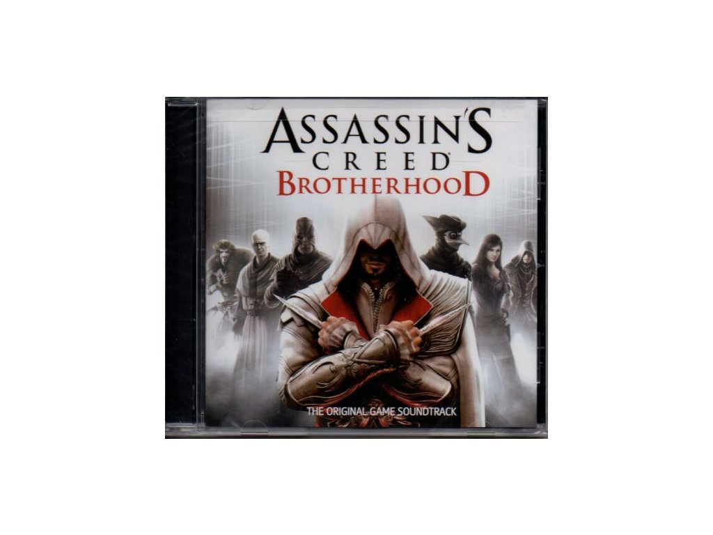 Assassins Creed: Brotherhood (soundtrack - CD)