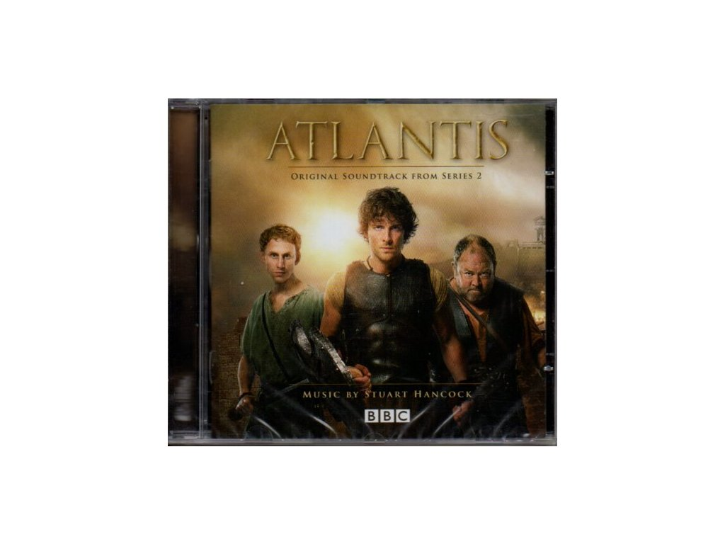 Atlantis Series 2 (soundtrack - CD)