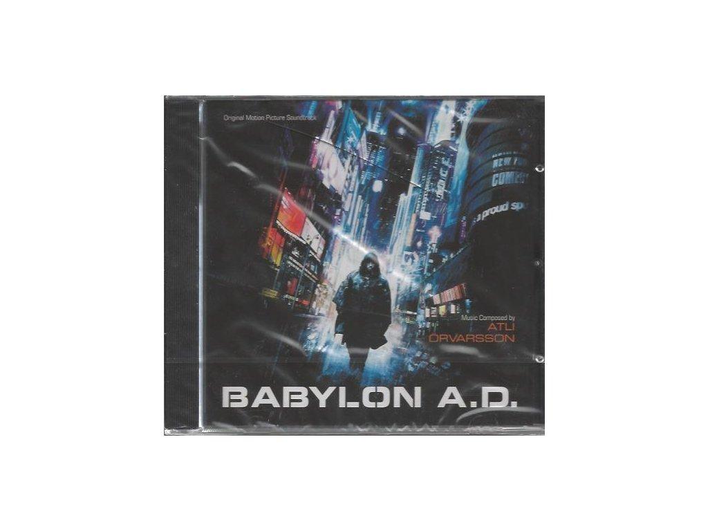 Babylon A.D. (soundtrack - CD)