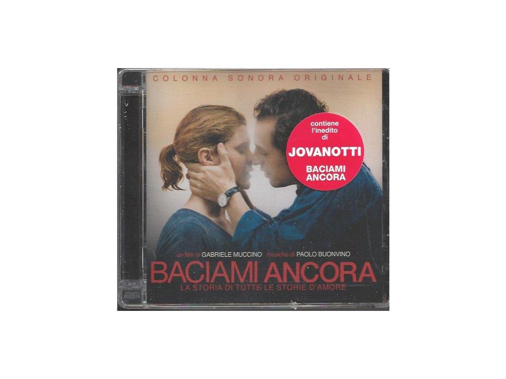 Baciami Ancora (soundtrack - CD) Kiss Me Again