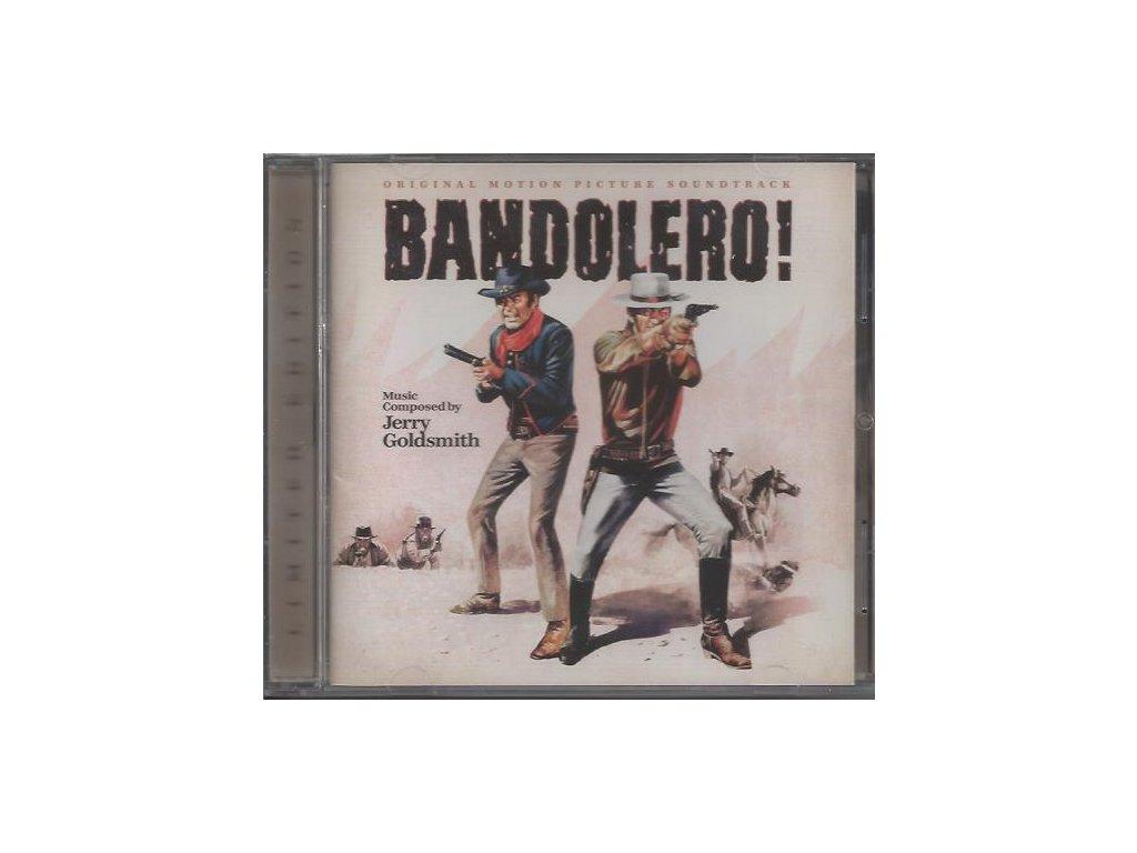 Bandolero (soundtrack - CD)