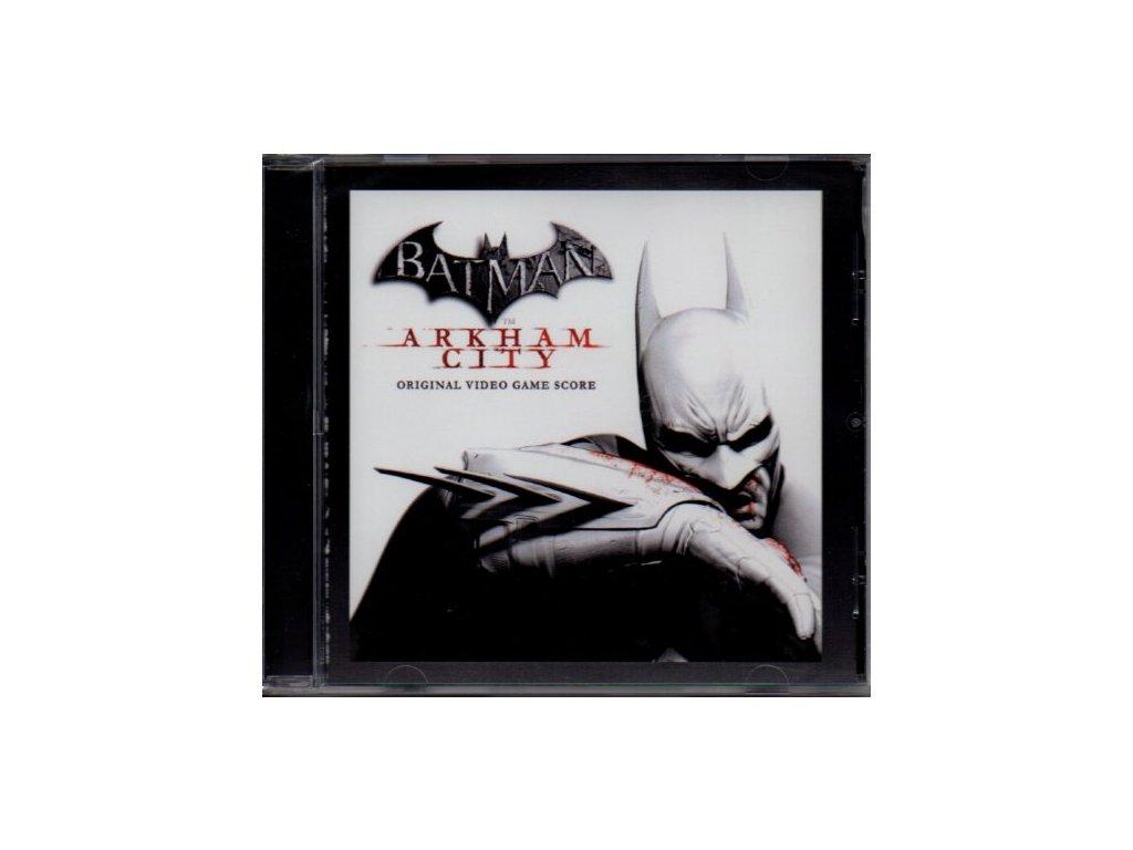 batman arkham city score