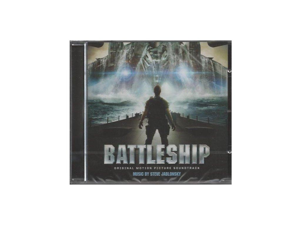 Bitevní loď (soundtrack - CD) Battleship