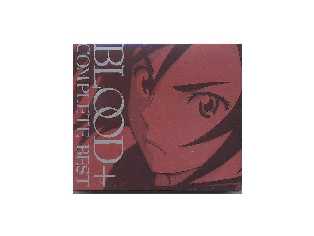 Blood+ Complete Best (soundtrack - CD)
