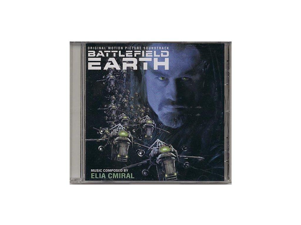 Bojiště země (soundtrack - CD) Battlefield Earth