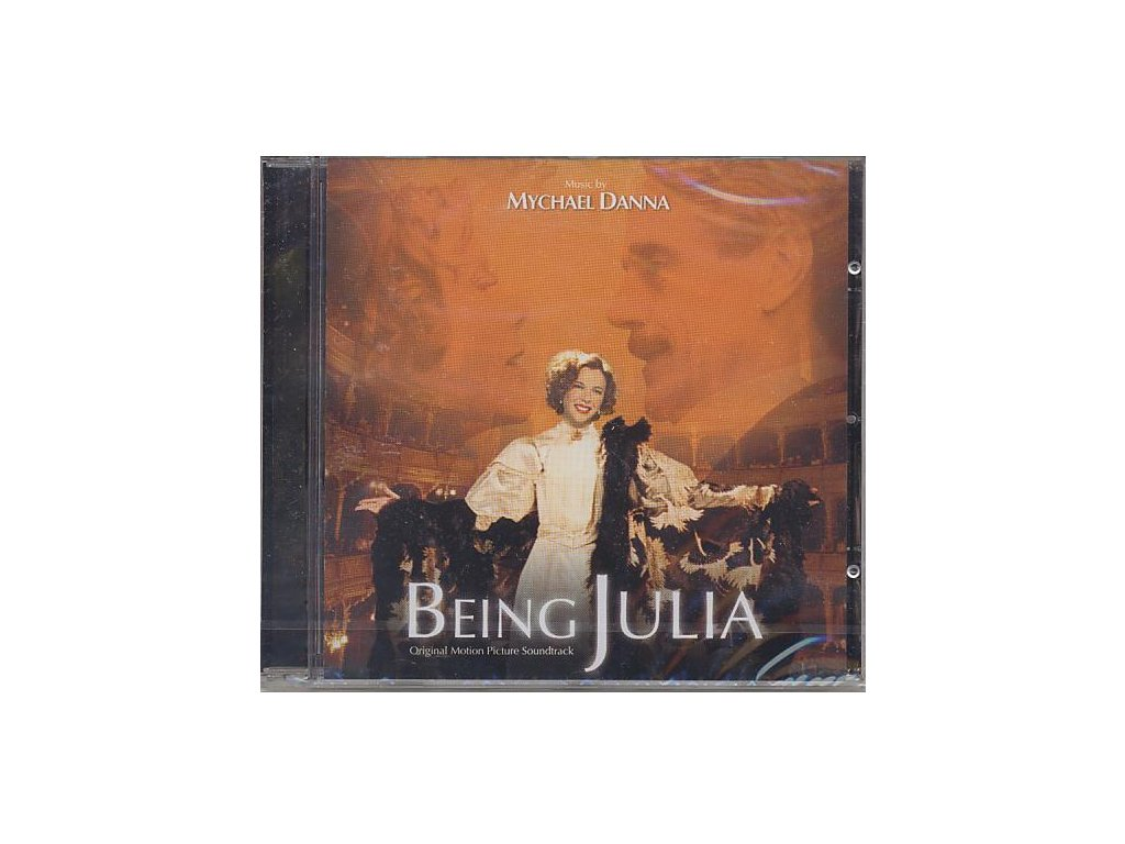 Božská Julie (soundtrack - CD) Being Julia