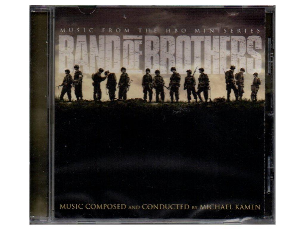 band of brothers soundtrack cd michael kamen