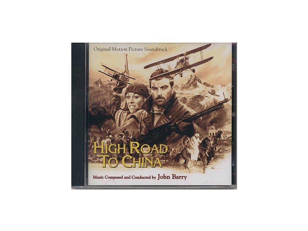 Cesta do Číny (soundtrack - CD) High Road to China