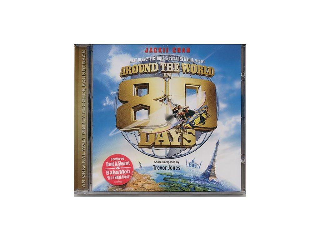 Cesta kolem světa za 80 dní (soundtrack - CD) Around the World in 80 Days