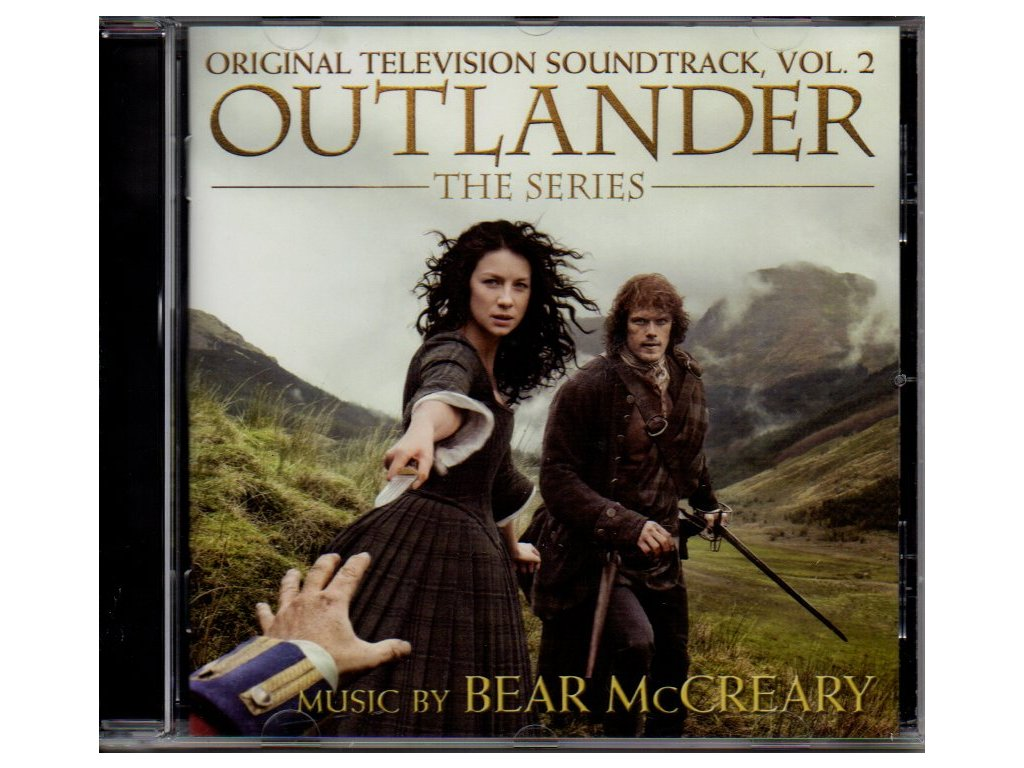 outlander the series soundtrack vol. 2 cd bear mccreary
