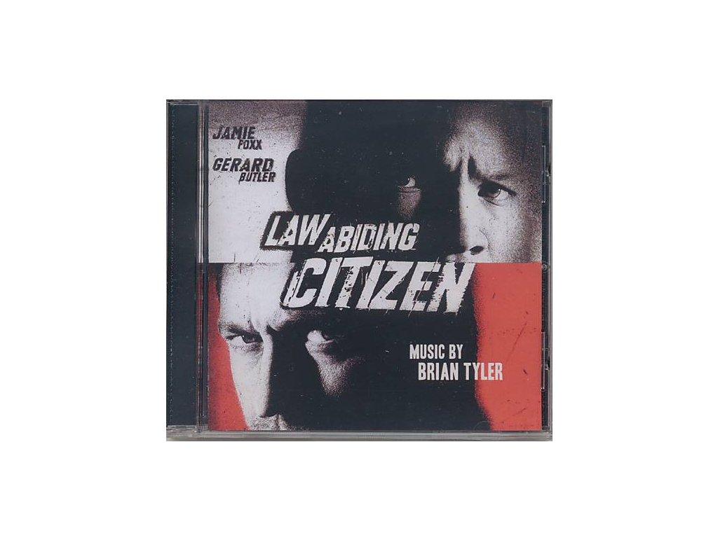 Ctihodný občan (score - CD) Law Abiding Citizen