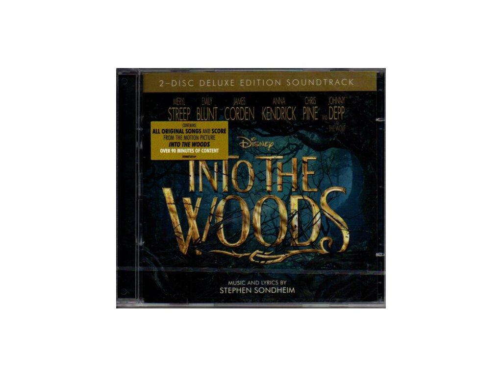 Čarovný les (soundtrack - CD) Into the Woods