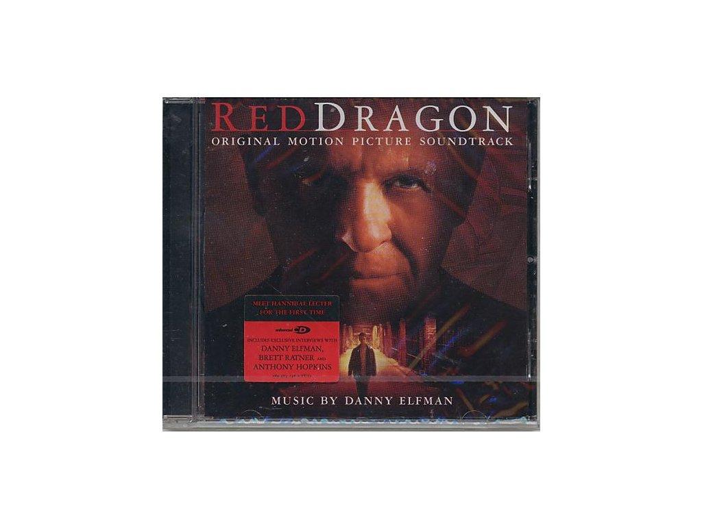 Červený drak (soundtrack - CD) Red Dragon